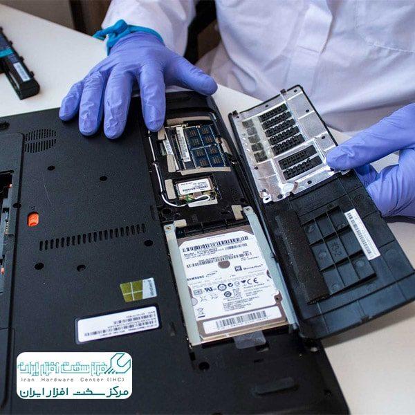 تعمیرات لپ تاپ دل در محل