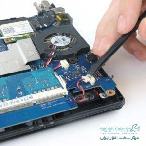 تعمیر لپ تاپ سامسونگ در محل Samsung Laptop