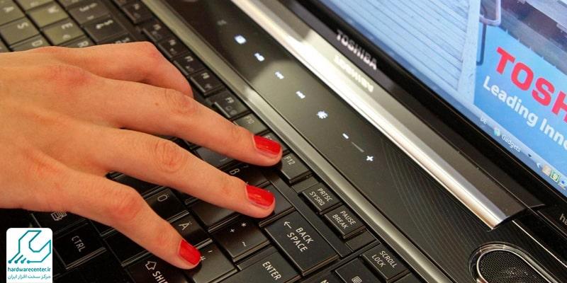 نمایندگی تعمیر لپ تاپ توشیبا