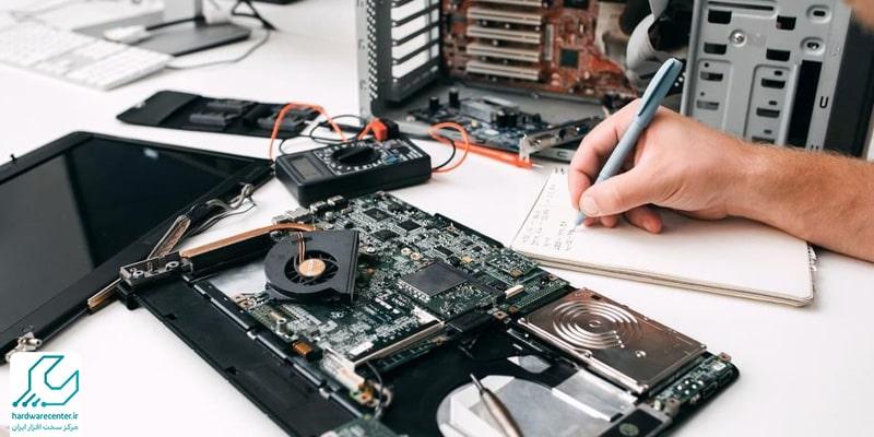 خدمات واحد تعمیرات لپ تاپ اچ پی