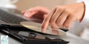 تعمیر دی وی دی لپ تاپ