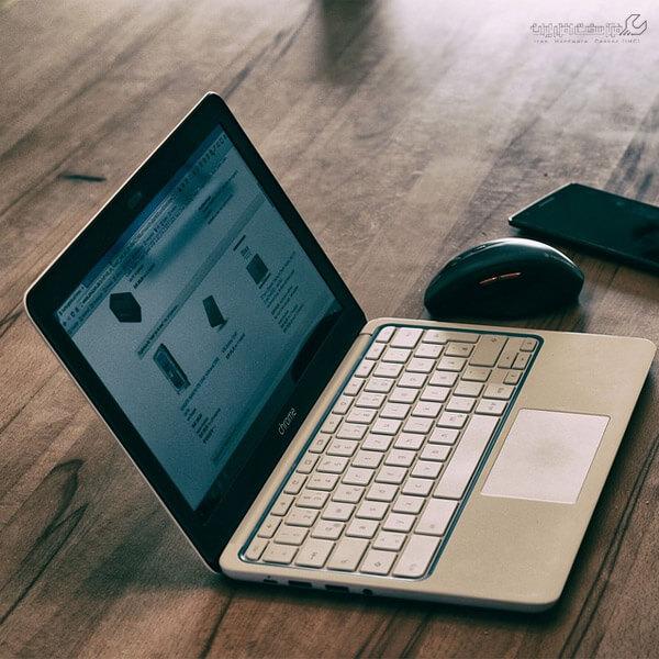 مشکلات لپ تاپ