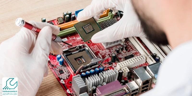تعمیر مادربرد لپ تاپ