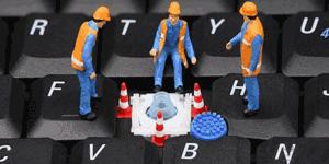 تعمیرات کیبورد لپ تاپ