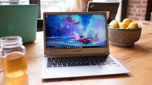 تعمیرات لپ تاپ - لپ تاپ Samsung NoteBook 9