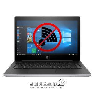 چرا لپ تاپ صدا ندارد ؟؟؟