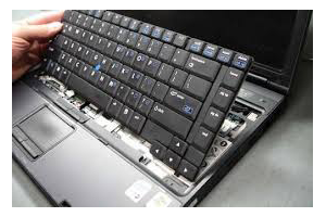 تعمیر و تعویض کیبورد لپ تاپ