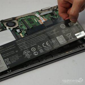 آموزش شوک دادن باتری لپ تاپ