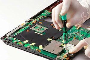 تعمیر یا تعویض مادربرد لپ تاپ