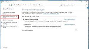 آموزش بستن در لپ تاپ بدون خاموش شدن سیستم در ویندوز 7 ، 8 و 10