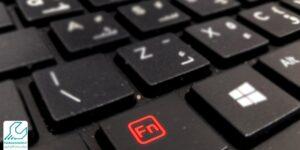 کار نکردن کلید Fn لپ تاپ