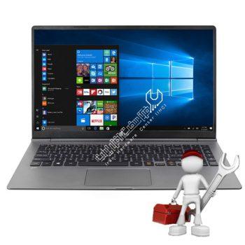 تعمیر لپ تاپ ال جی