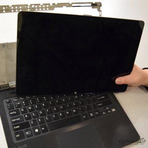 تعمیرات لپ تاپ سونی و توشیبا