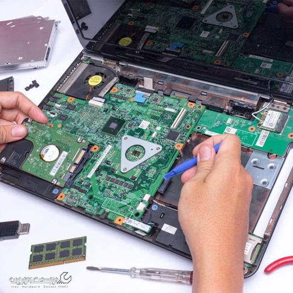تعمیرات لپ تاپ در کرج