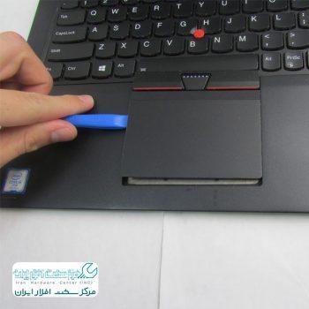 تعویض تاچ پد لپ تاپ