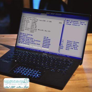 به روز رسانی بایوس لپ تاپ