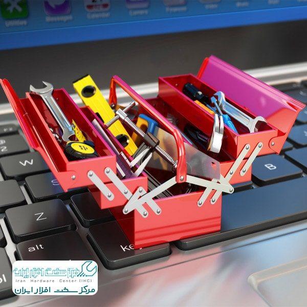 عیب یابی لپ تاپ