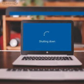 علت خاموش شدن ناگهانی لپ تاپ