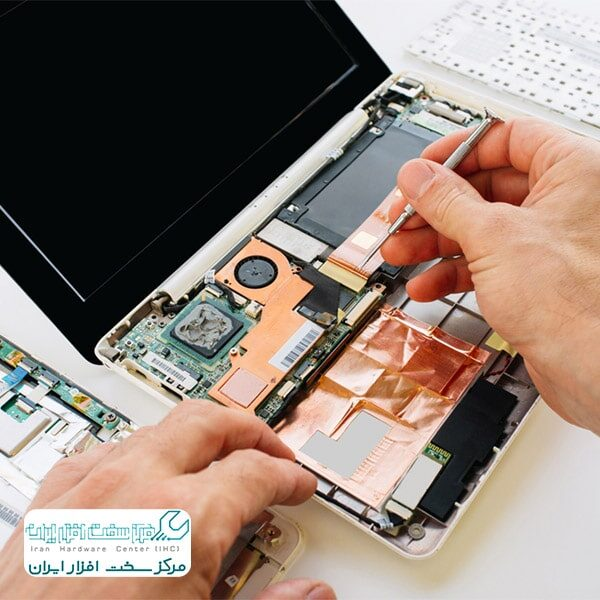 خمیر سیلیکون لپ تاپ