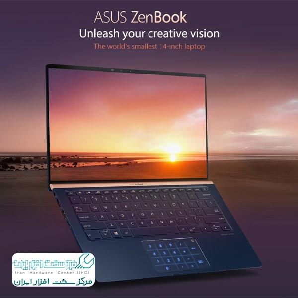 جدیدترین لپ تاپ های ZenBook ایسوس