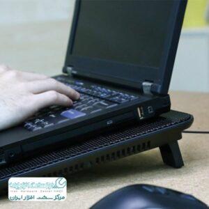 رفع مشکل داغ کردن لپ تاپ