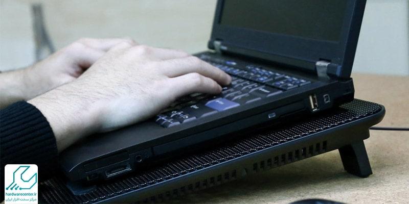 تغییر رنگ صفحه نمایش لپ تاپ