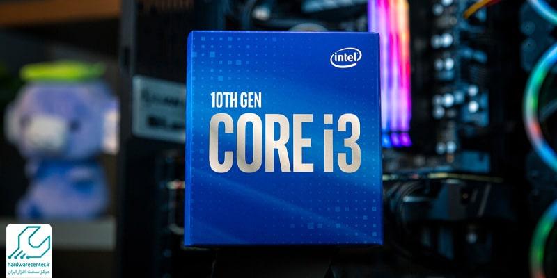 تعداد هستههای پردازنده