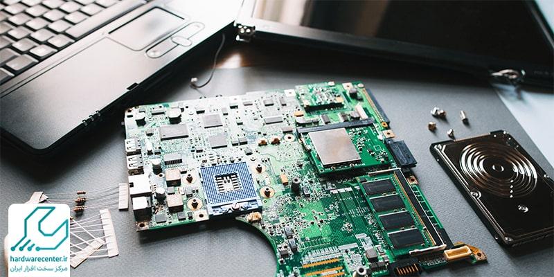 تعمیر CPU لپ تاپ