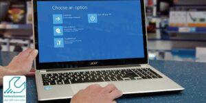تعمییر نرم افزاری لپ تاپ